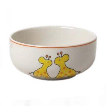 Ceramic giraffe bowl | TradeAid