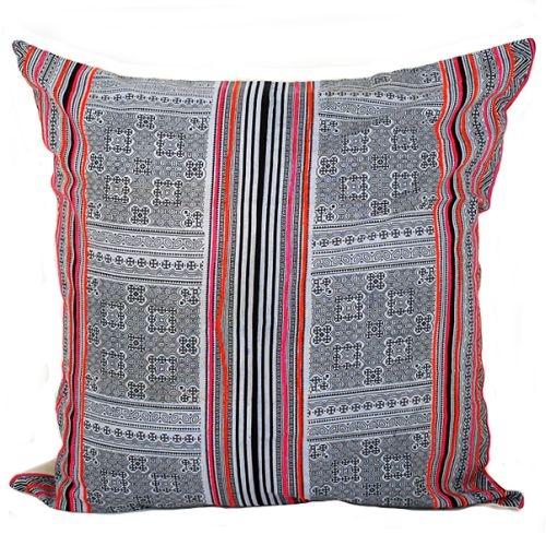 Hmong batik design cushion cover | TradeAid