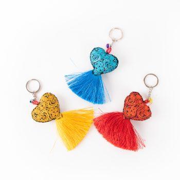 Heart key ring | TradeAid