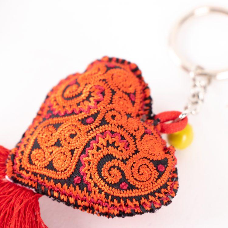 Heart key ring | Gallery 2 | TradeAid