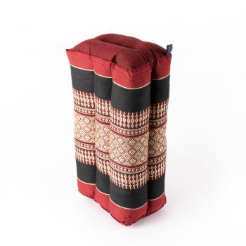 Maroon thai pillow seat | Gallery 1 | TradeAid