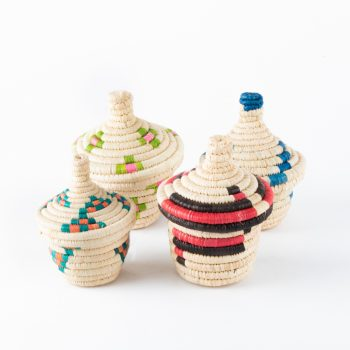 Mini basket with lid | TradeAid