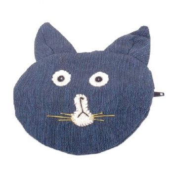 Cat coin purse | TradeAid