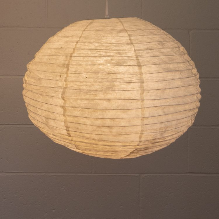 White paper lampshade | Gallery 1 | TradeAid