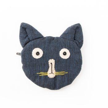Cat coin purse   TradeAid