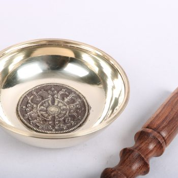 Gold plated singing bowl | Gallery 1 | TradeAid