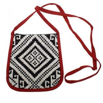 Patterned shoulder bag | TradeAid