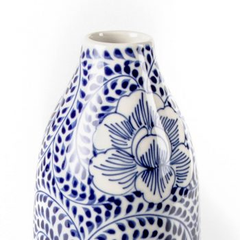 Tall blue and white vase | Gallery 1 | TradeAid