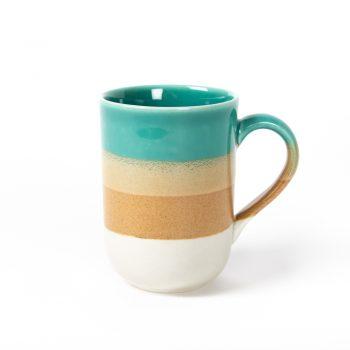 Beach glazed mug | TradeAid