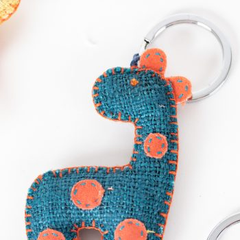 Animal key ring | Gallery 1 | TradeAid