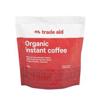 Instant coffee powder   TradeAid