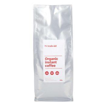 Organic instant coffee – 500g | TradeAid