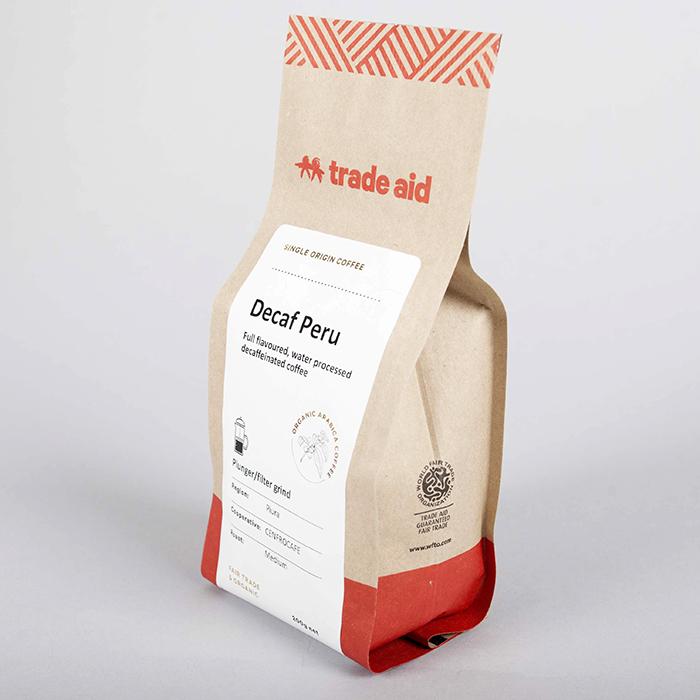 Decaf peru – medium grind   Gallery 2   TradeAid