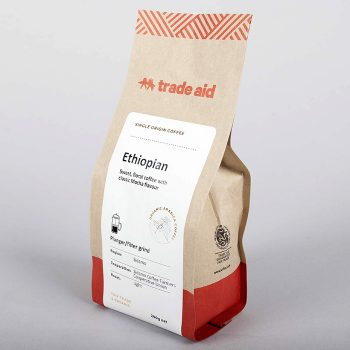 Ethiopian single origin – medium grind | Gallery 2 | TradeAid