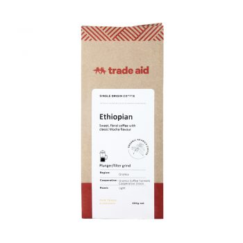 Ethiopian single origin – medium grind | TradeAid