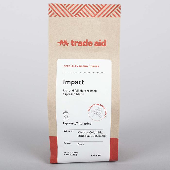 Impact blend – beans | TradeAid