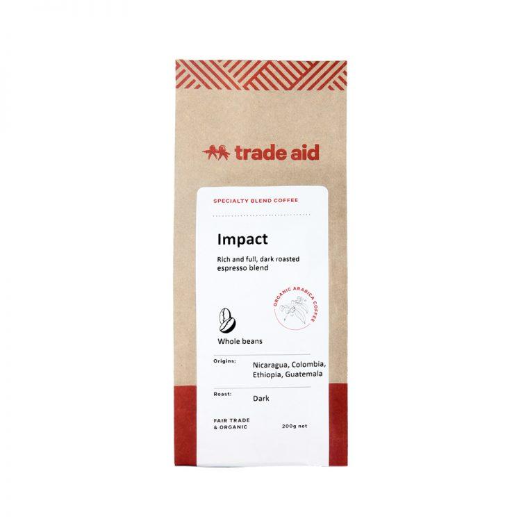 Impact blend – beans   TradeAid