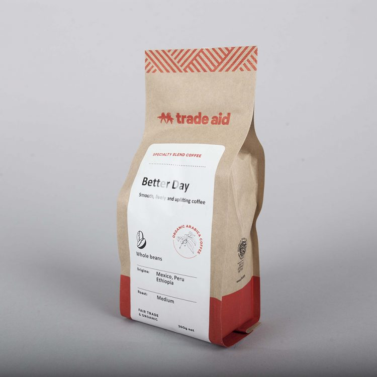 Better day blend – beans | Gallery 2 | TradeAid