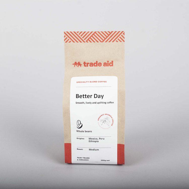 Better day blend – beans | TradeAid