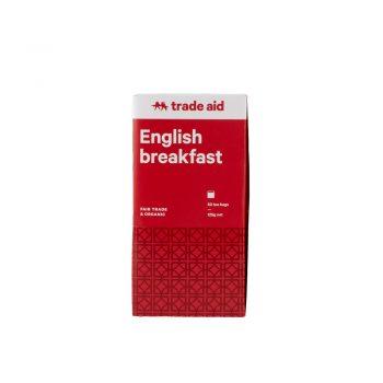 English breakfast tea – 50 tea bags | TradeAid