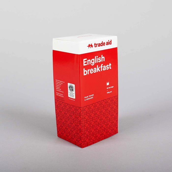 English breakfast tea – 50 tea bags | Gallery 2 | TradeAid