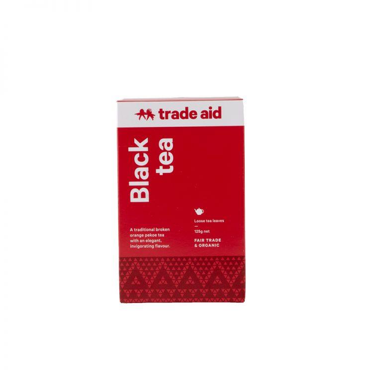 Black loose leaf tea | TradeAid