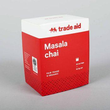 Masala chai tea – 25 tea bags | Gallery 2 | TradeAid