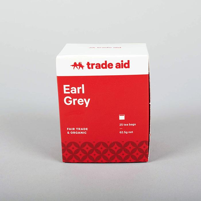 Earl grey tea – 25 tea bags | TradeAid