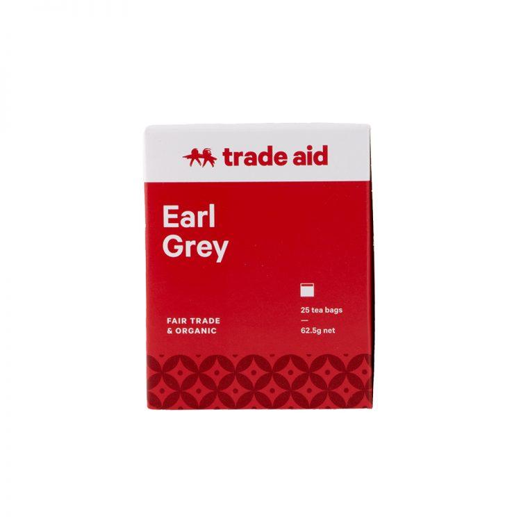 Earl grey tea – 25 tea bags   TradeAid