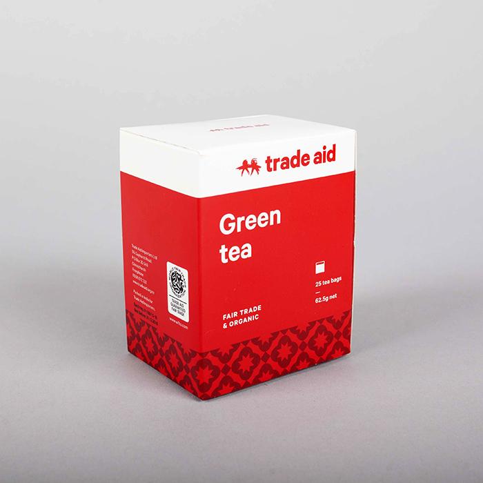 Green tea – 25 tea bags | Gallery 1 | TradeAid