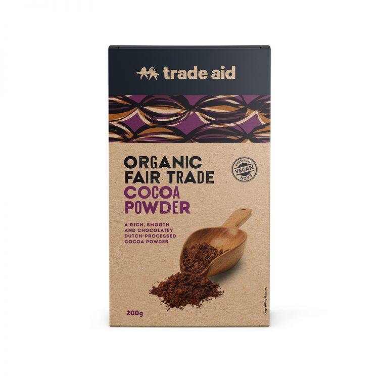Organic cocoa powder – 200g | TradeAid