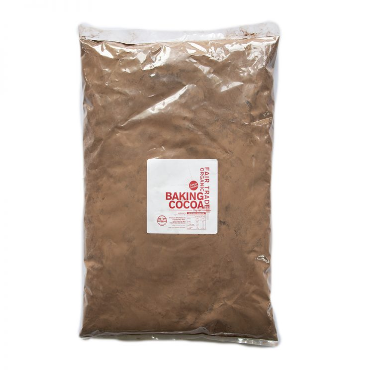 Organic cocoa – 2kg | TradeAid