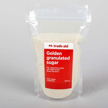 Golden granulated sugar | TradeAid