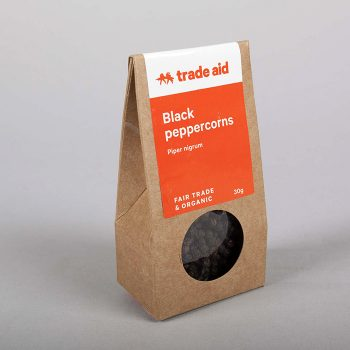 Black peppercorns | TradeAid