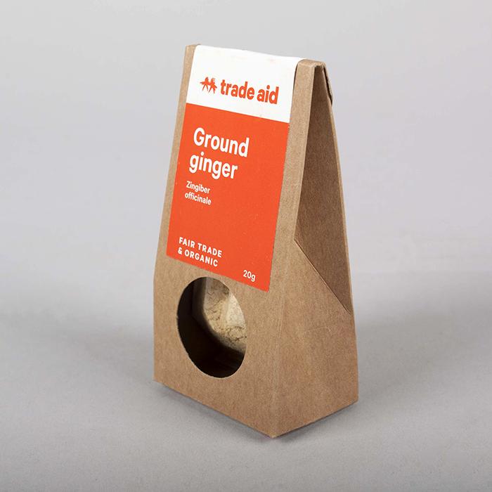 Ground ginger | TradeAid