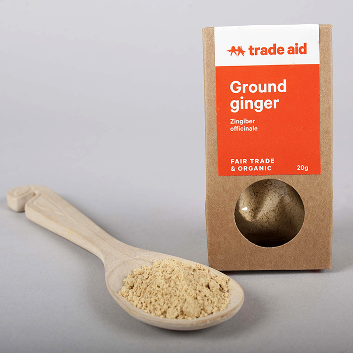 Ground ginger | Gallery 1 | TradeAid