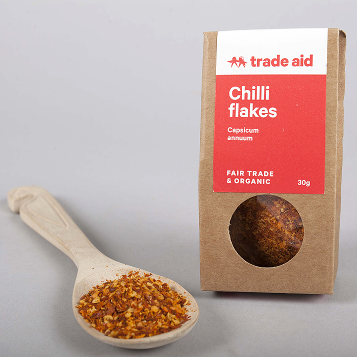 Chilli flakes | Gallery 2 | TradeAid