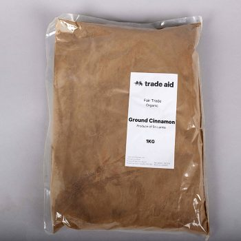 Ground cinnamon | TradeAid
