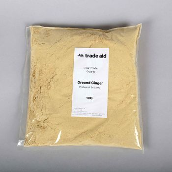 Ground ginger | TradeAid