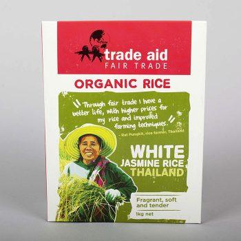 White jasmine rice – 1kg | TradeAid