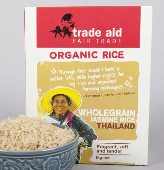Wholegrain jasmine rice – 1kg | Gallery 2 | TradeAid