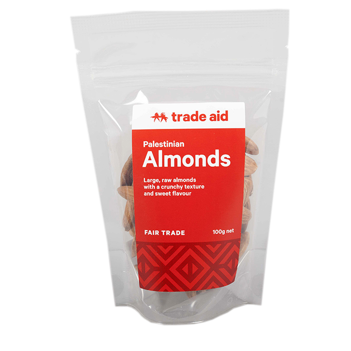 Almonds – 100g | TradeAid