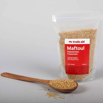 Maftoul palestinian couscous | Gallery 2 | TradeAid