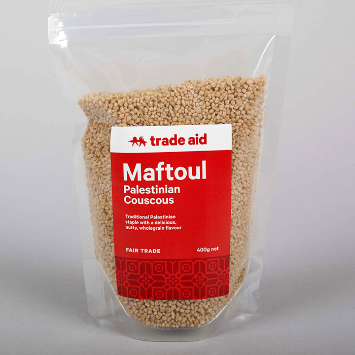 Maftoul palestinian couscous | TradeAid