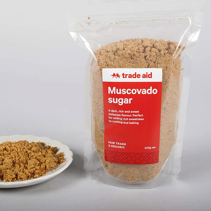 Muscovado sugar – 400g | Gallery 1 | TradeAid