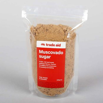 Muscovado sugar | TradeAid