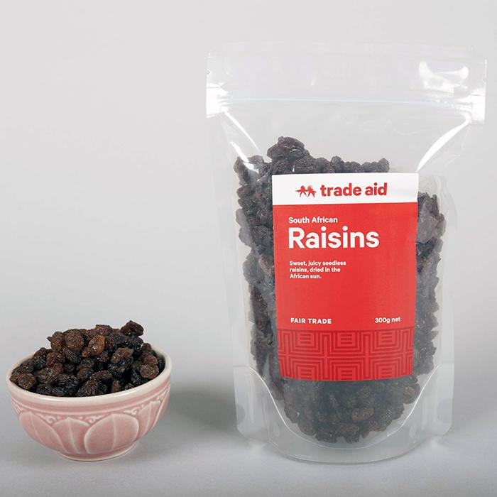 Raisins | Gallery 1 | TradeAid