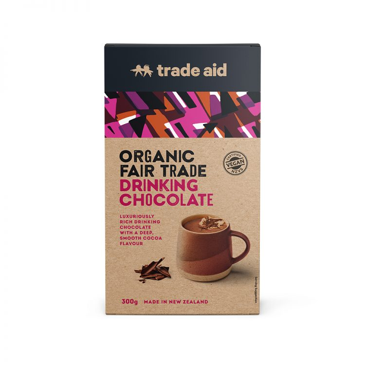 Organic drinking chocolate – 300g | TradeAid