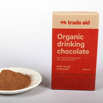 Organic drinking chocolate 300g | Gallery 2 | TradeAid