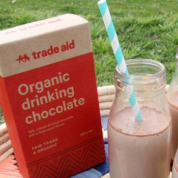Organic drinking chocolate 300g | Gallery 1 | TradeAid